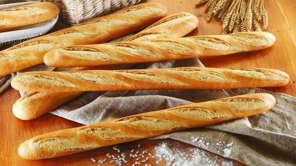 طرز تهیه نان باگت خانگی نرم و خوشمزه ساندویچی اصل فرانسه