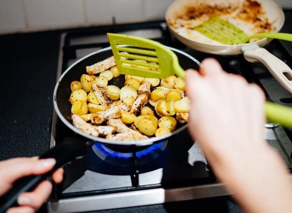 موارد اشتباه در  زمان طبخ مرغ
