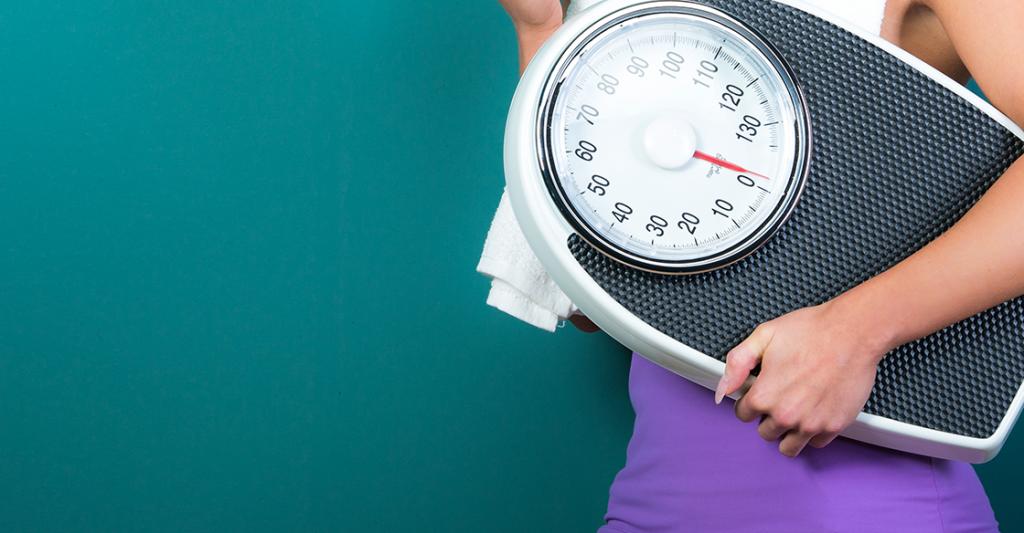 وزن بدن و تاثیر آن بر چرخه قاعدگی