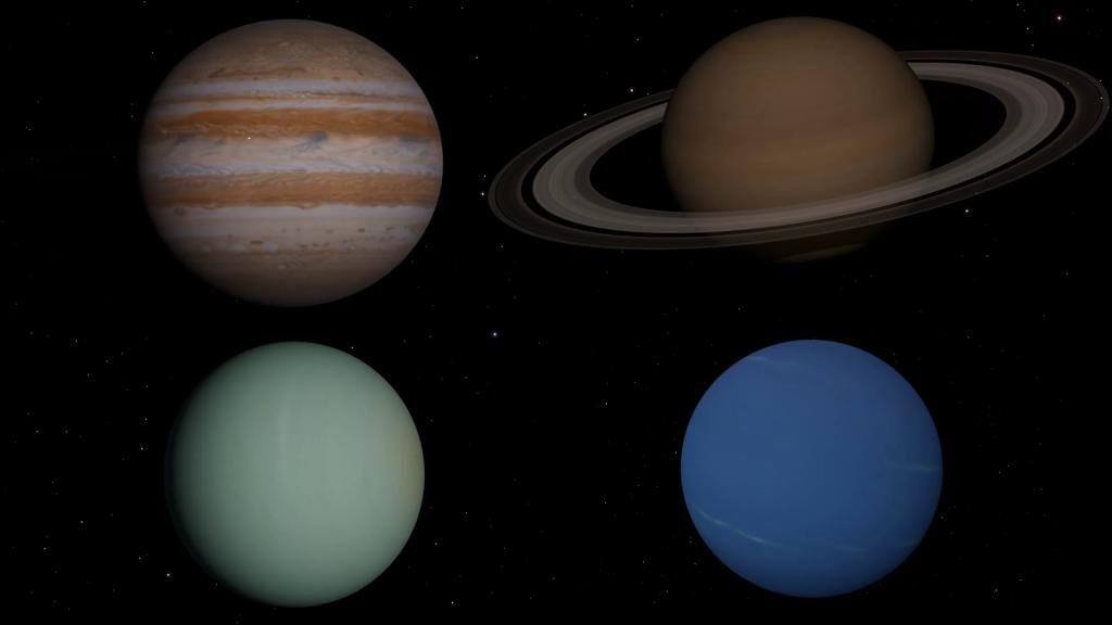 دانستنی های جالب در مورد سیارات