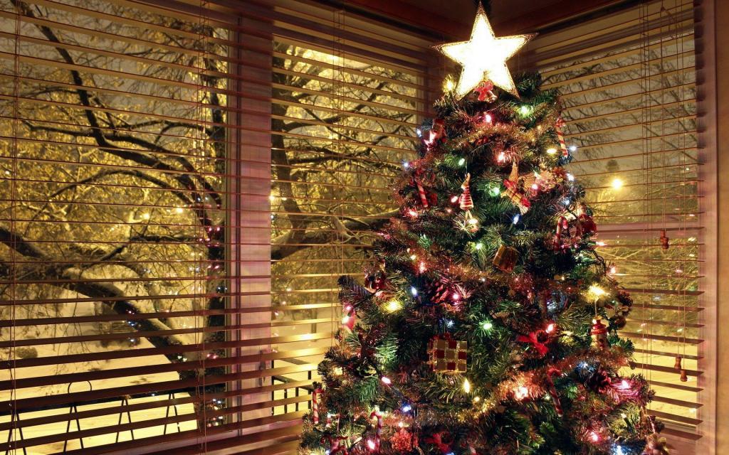 مدل تزیین درخت کریسمس