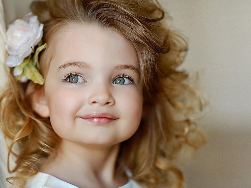 عکس هایی از زیباترین و جذاب ترین دختر بچه های دنیا