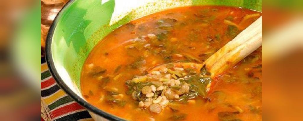 طرز تهیه سوپ خرفه