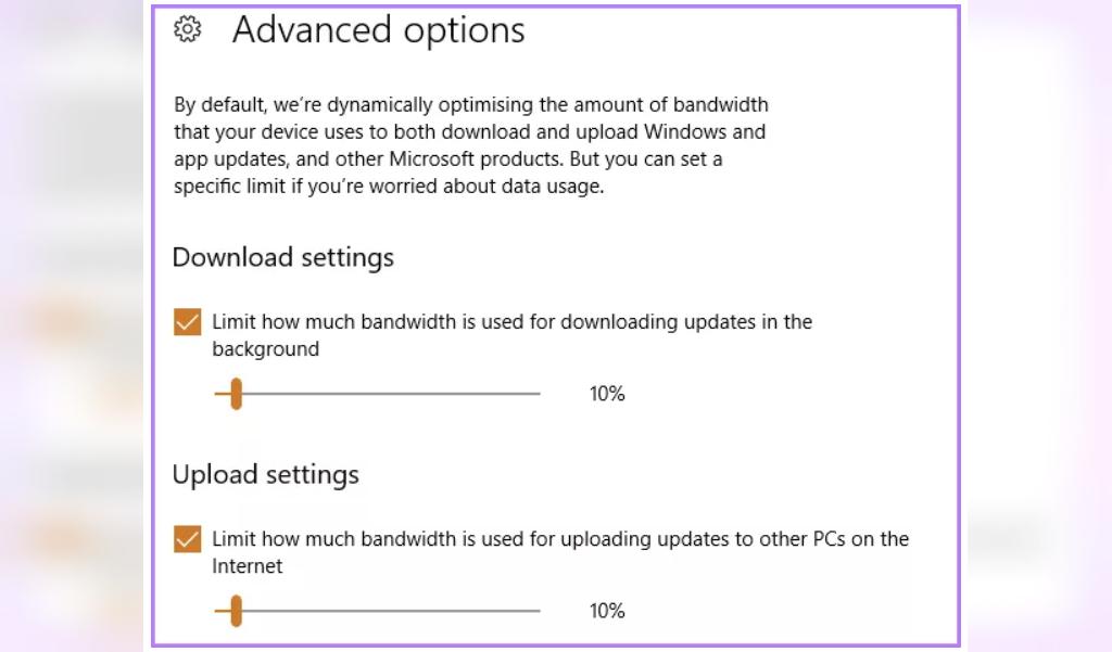 مشکلات مربوط به  پینگ در ویندوز 10 و به روزرسانی خودکار ویندوز