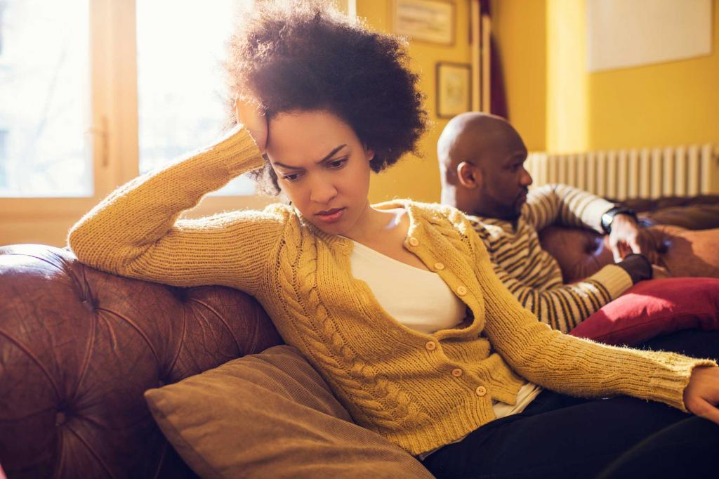 کارهای نادرست پس از دعوا با همسر