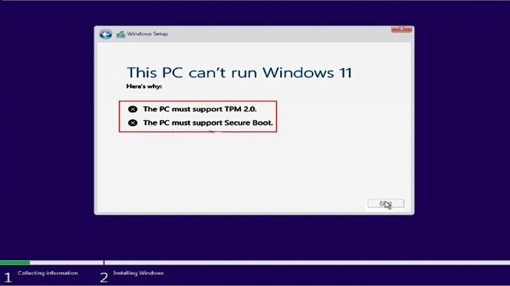 """آموزش رفع مشکل """"This PC Can't Run Windows 11"""" در ویندوز 10"""