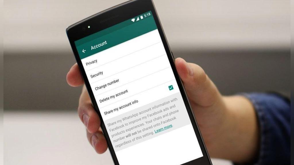 آموزش جلوگیری از اد شدن در گروه واتساپ در اندروید و ایفون