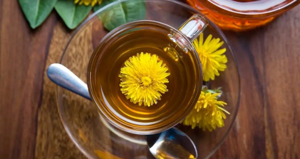 چای گیاهی برای دختر دار شدن