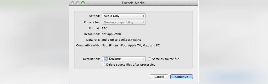 نرم افزار ساده جداسازی صدا از فیلم ایفون