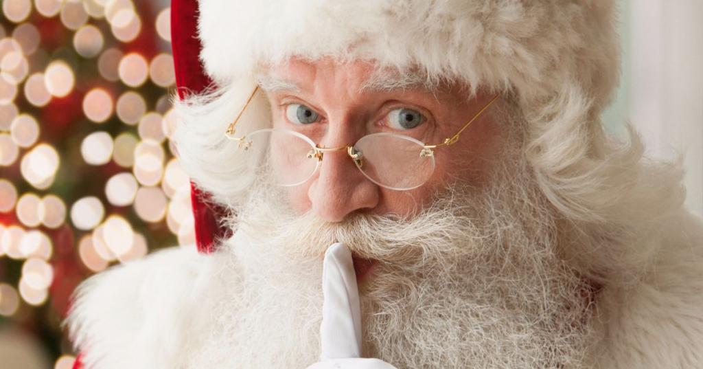 بابانوئل واقعی است یا نه