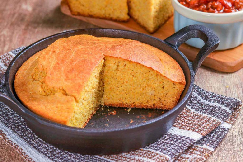 نان ذرت غذای مخصوص شکر گذاری