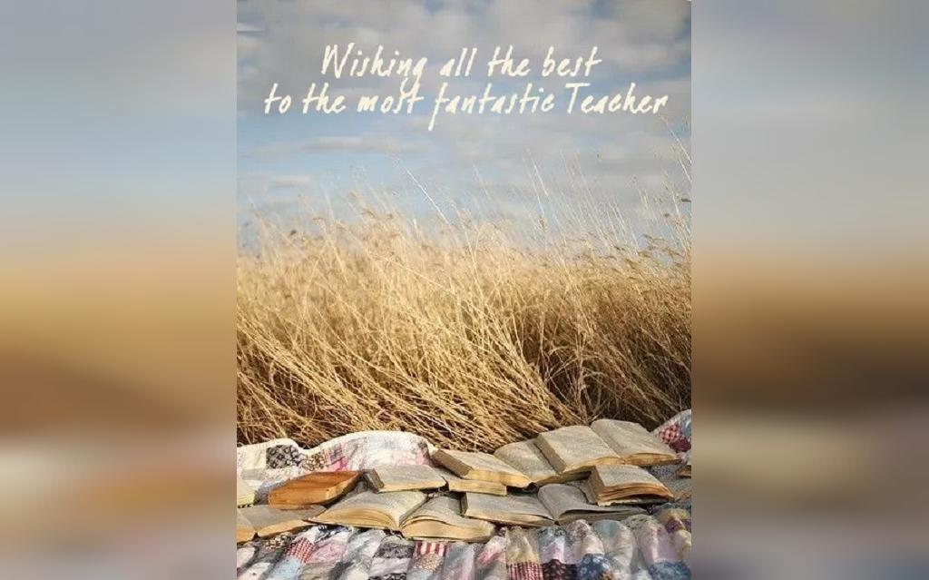 متن های کوتاه ادبی برای آرزوی بهترین ها در روز معلم