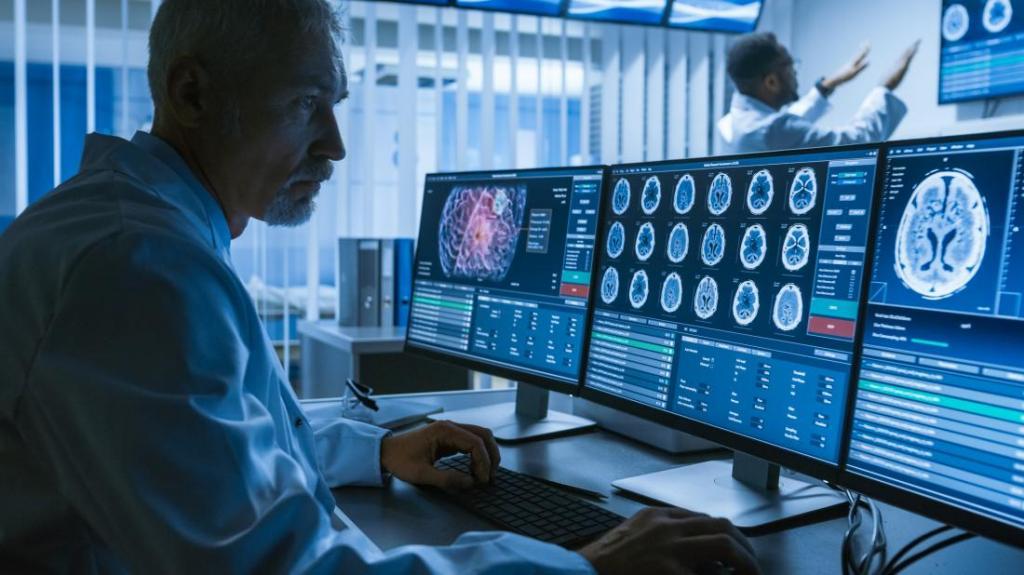 ارتباط بین چاقی و مغز