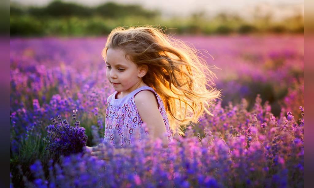 بهترین ژست عکس کودک دختر