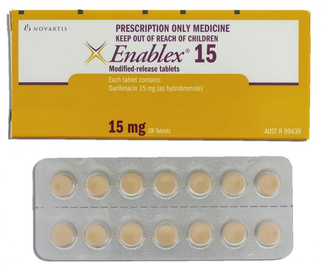داروهای بی اختیاری ادرار در مردان
