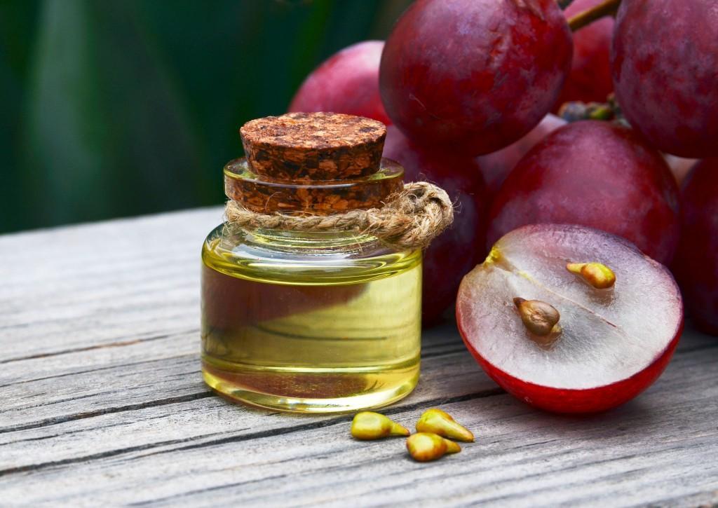 فواید روغن هسته انگور (GO) برای پوست