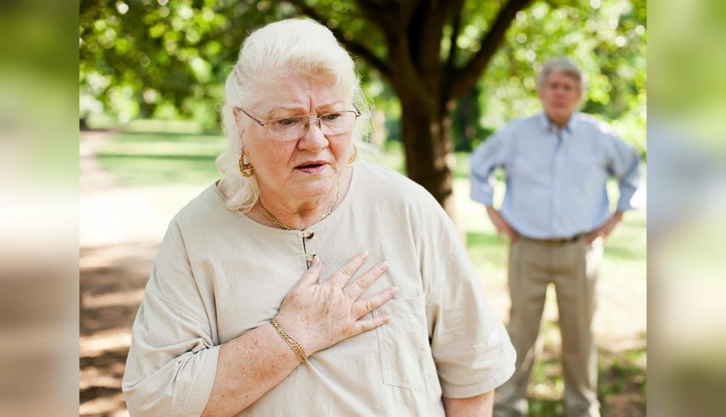 درمان بیماری آنژین صدری با زالزالک