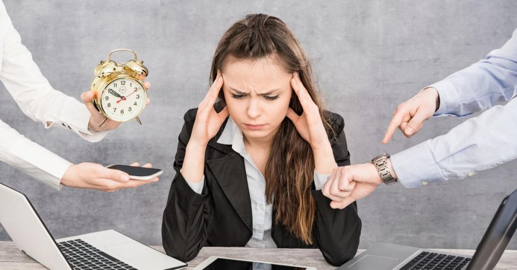 رفلکس ها و پاسخ استرس
