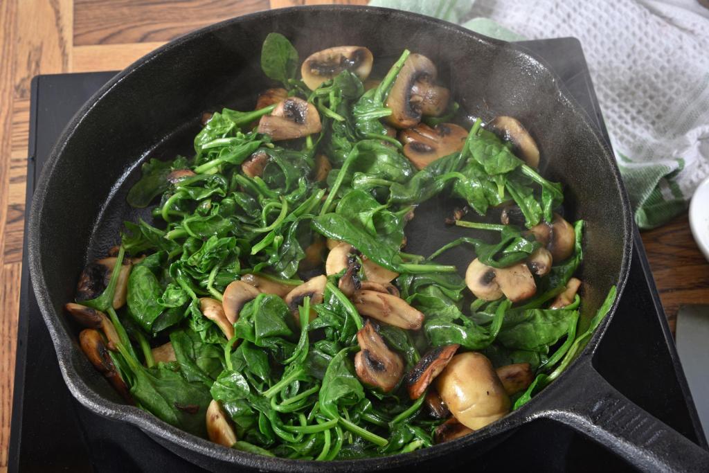 بهترین راه طبخ سبزیجات