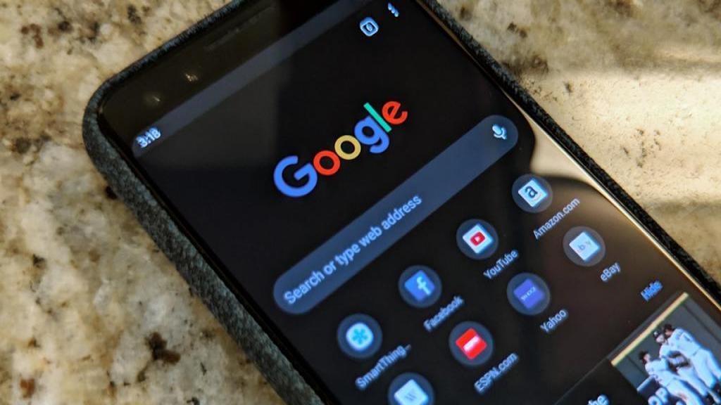 نحوه فعال کردن حالت شب گوگل کروم در اندروید؛ تغییر تم گوگل کروم اندروید