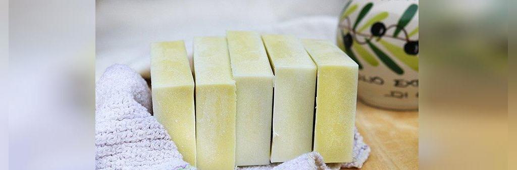 طرز تهیه صابون کاستیل در خانه