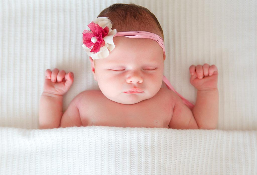 بهترین حالت خوابیدن کودک چیست؟