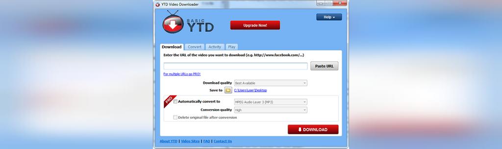 دانلود برنامه یوتیوب برای کامپیوتر ویندوز 7