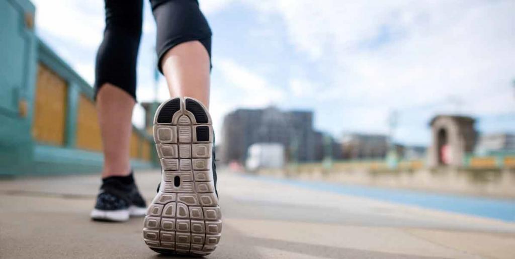 مزایای پیاده روی برعکس برای سلامت جسم و روح