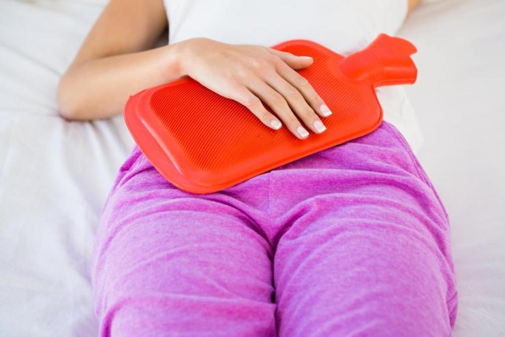 11 درمان خانگی کیست تخمدان