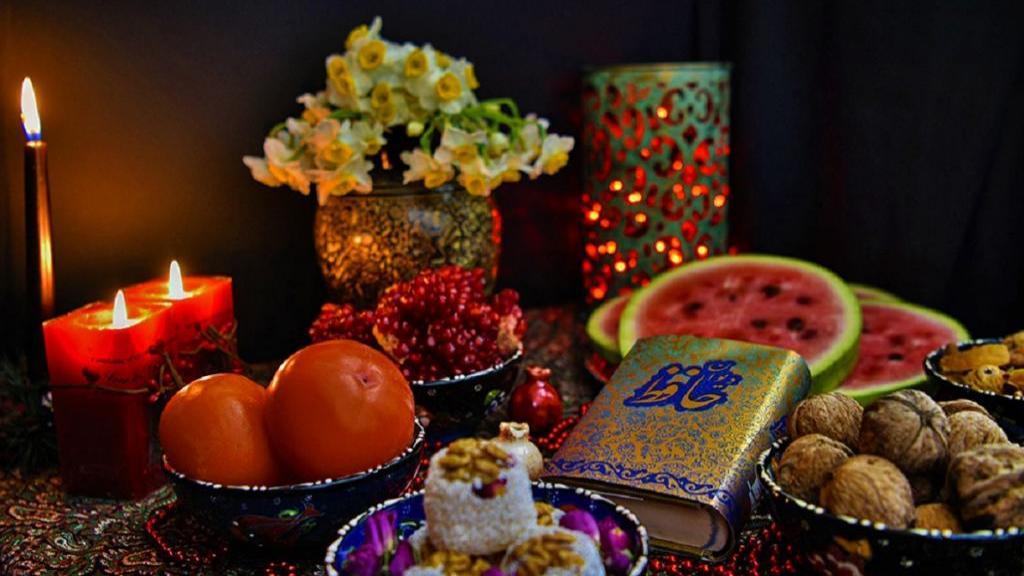 متن تبریك شب یلدا عاشقانه، رسمی، به زبان ترکی و انگلیسی؛ اس ام اس شب یلدا مبارک