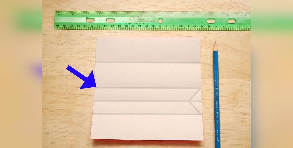ساده ترین روش ساخت گل رز با کاغذ