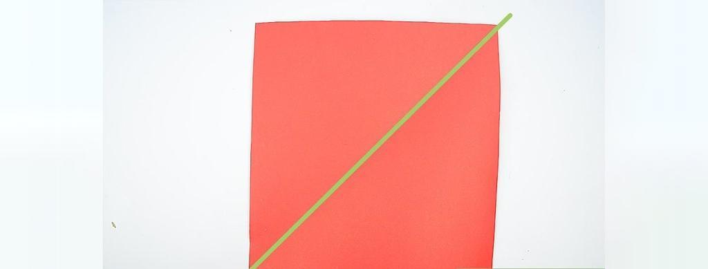 روش ساخت قلب کاغذی اوریگامی