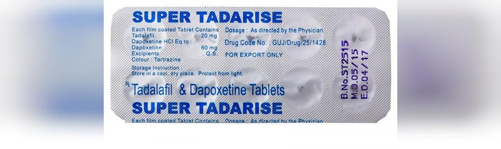 درمان زود انزالی با داپوکستین