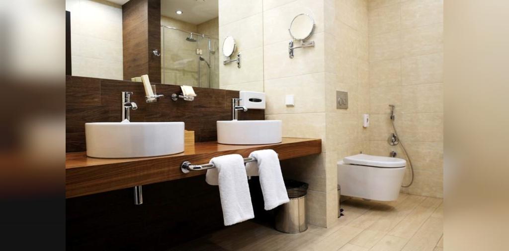 شیر های آب از کثیف ترین نقاط در هتل ها