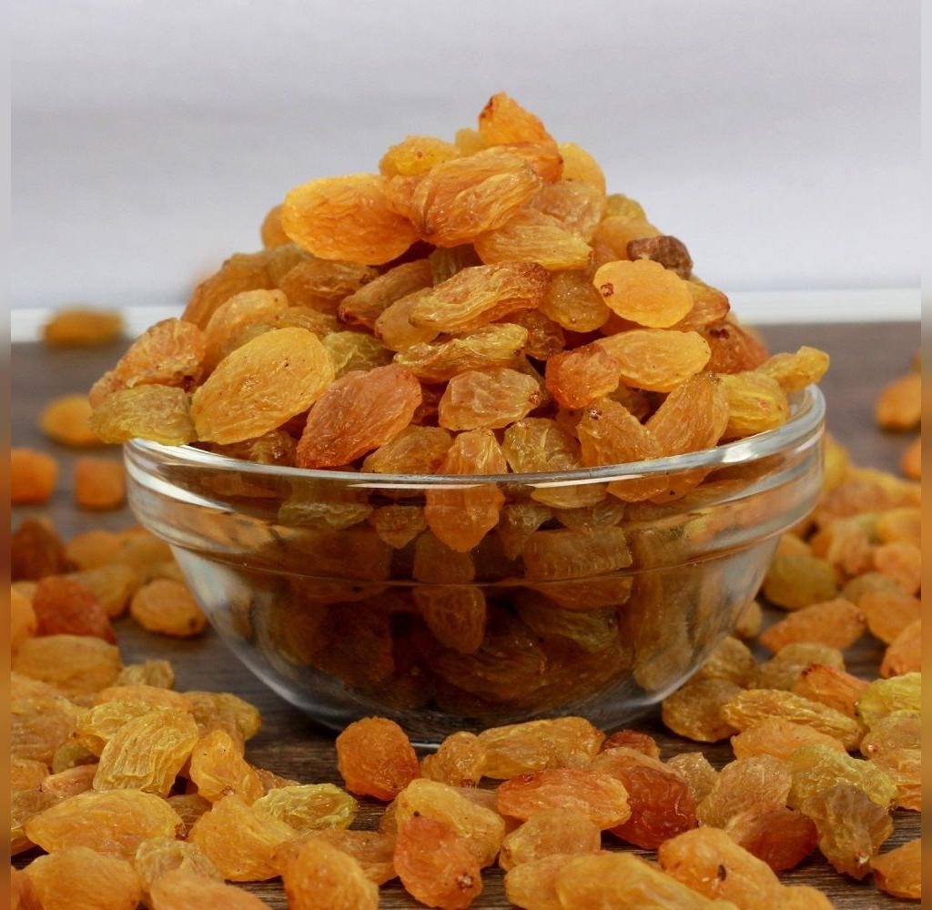 کشمش طلایی روش مناسب برای افزایش کالری