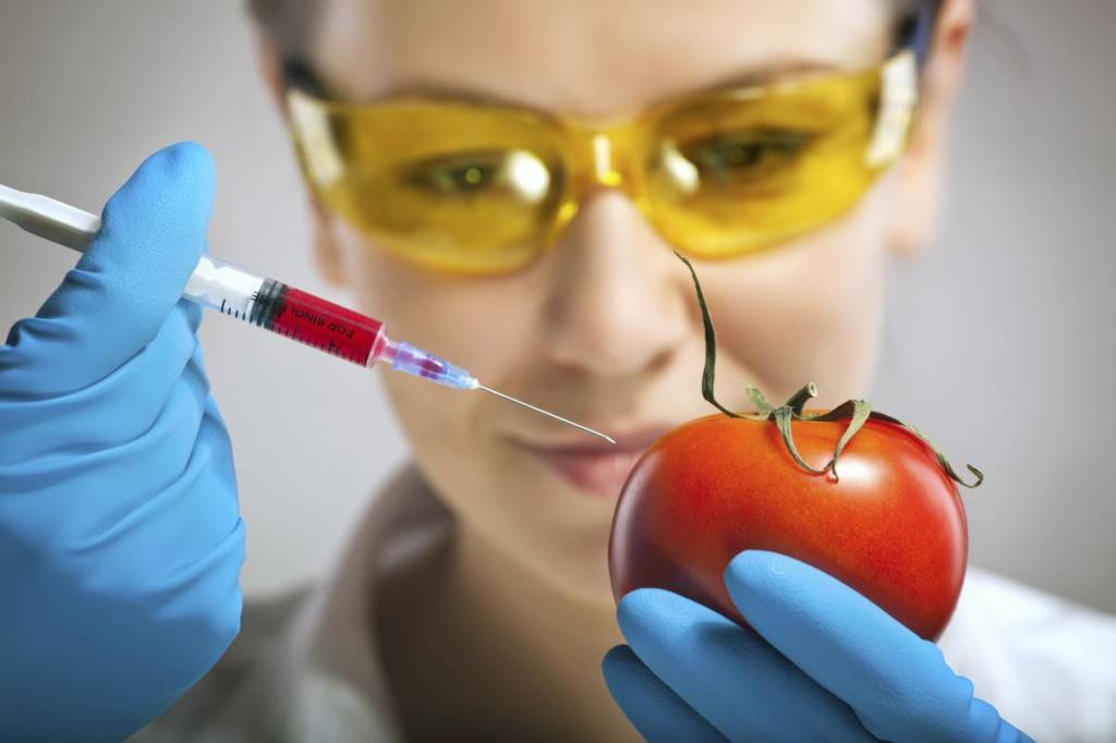 مزایای مهندسی ژنتیک