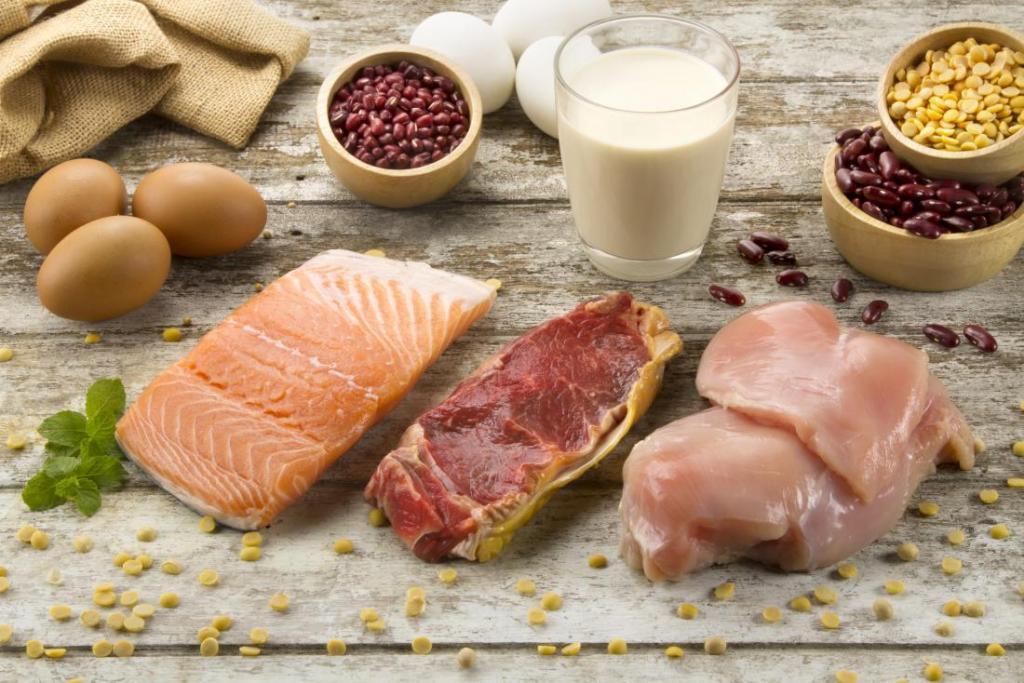 غذاهای تقویت کننده باروری