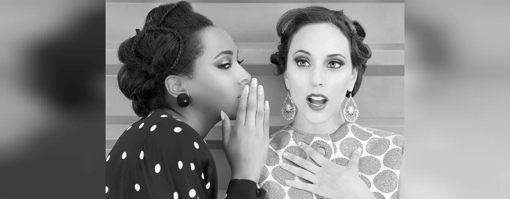 زنان نمی توانند یک راز را بیش از 47 ساعت نزد خود نگه دارند