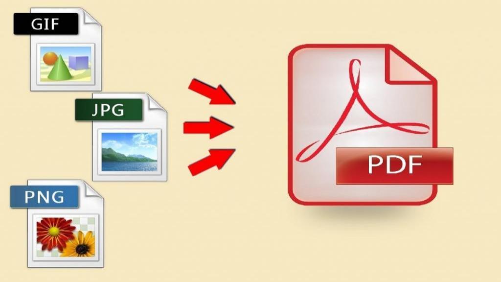 تبدیل عکس به پی دی اف با برنامه تبدیل jpg به pdf رایگان