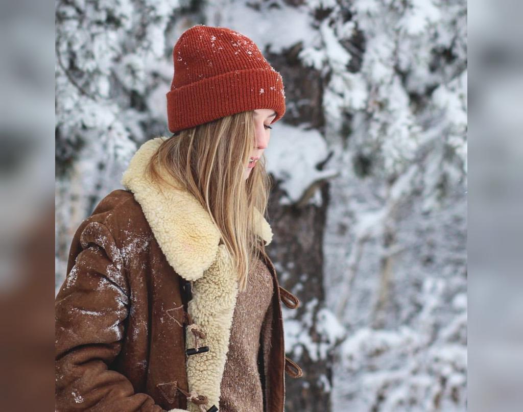 عکس پروفایل زمستانی دخترانه خاص