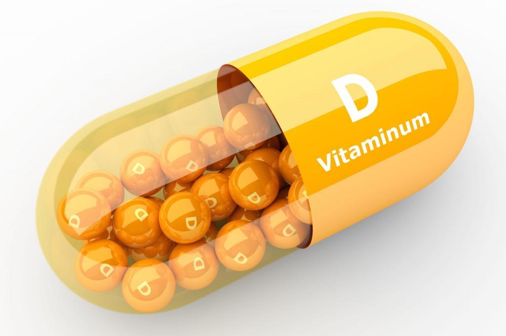 درمان خانگی پرکاری تیروئید با مکمل ویتامین دی