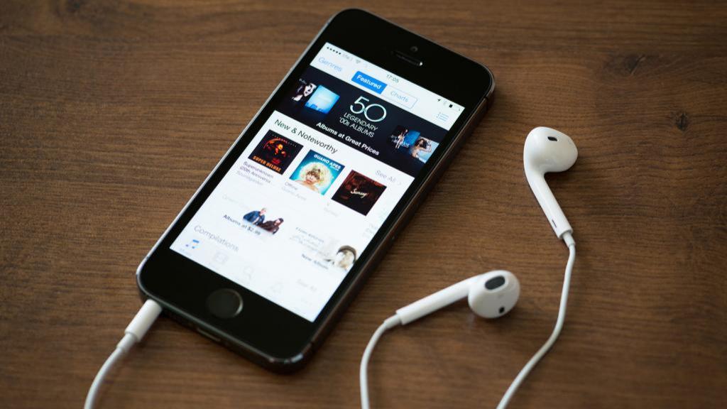 آموزش سیو کردن اهنگ و موزیک از طریق تلگرام در گوشی ایفون