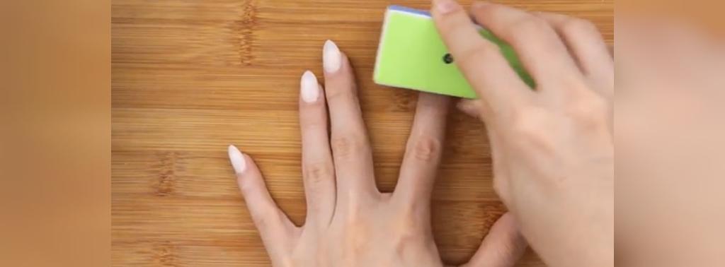 روش از بین بردن چسب ناخن مصنوعی