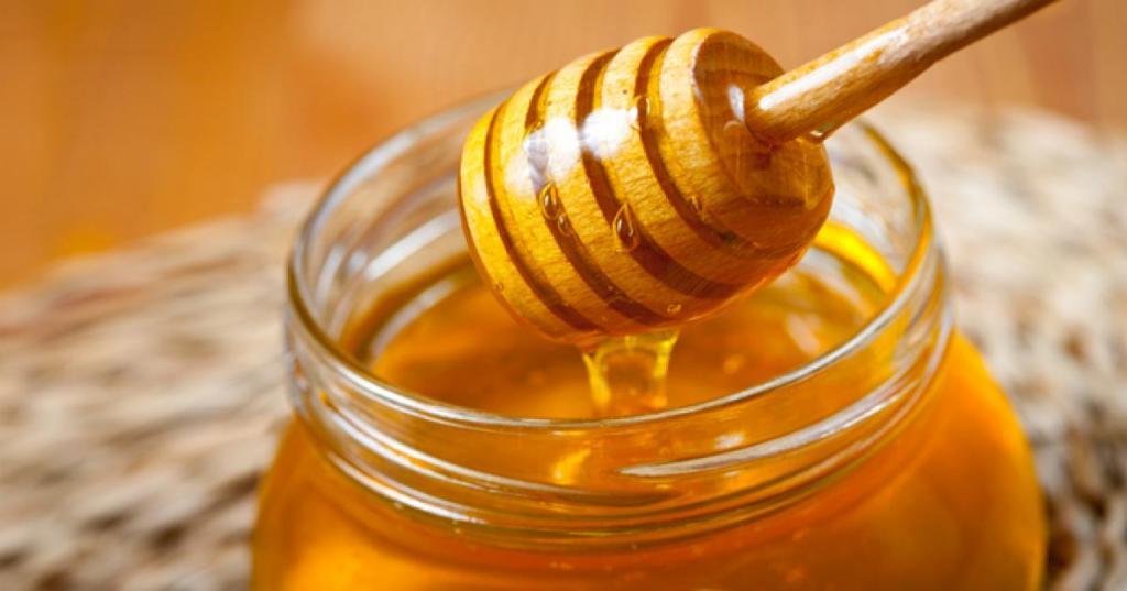 ماسک عسل و ماست