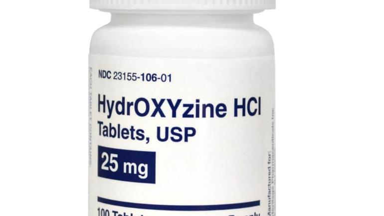 کاربردهای هیدروکسی زین (Hydroxyzine) و نحوه استفاده، عوارض جانبی و تداخلات آن