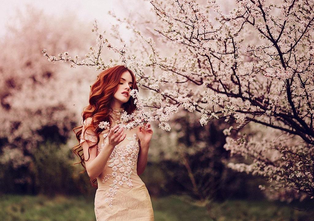 پروفایل بهاری دخترانه