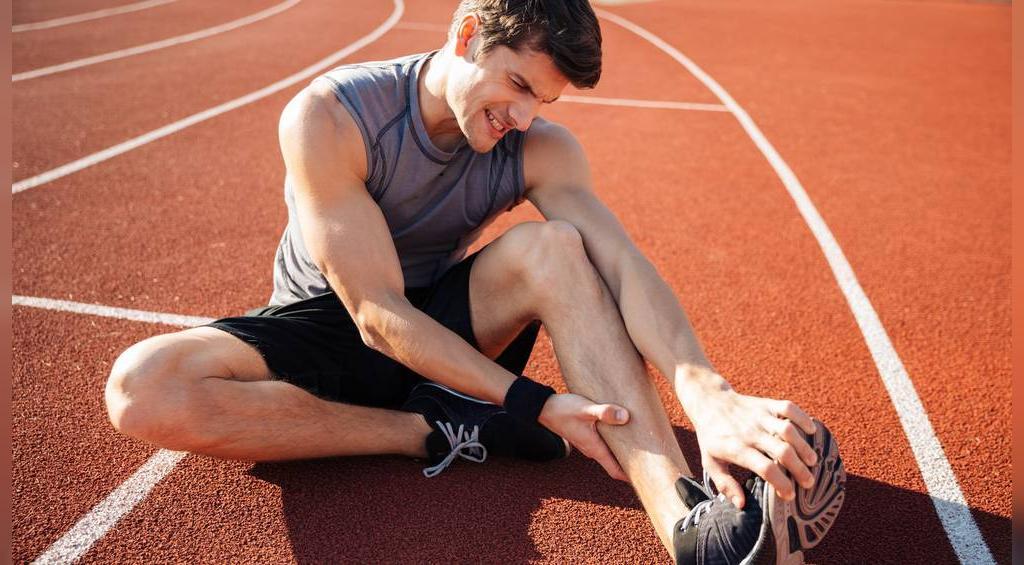 علل گرفتگی عضلات پا