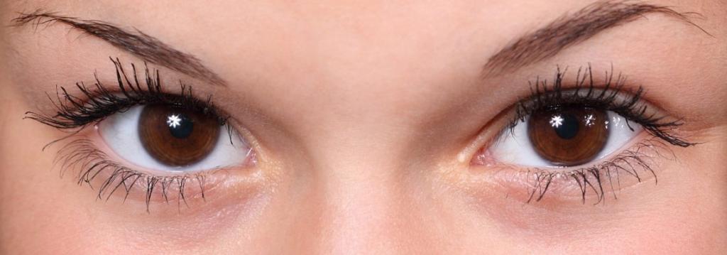 خواص گل کلم برای پوست، چشم
