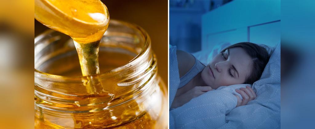 بهبود خواب از خواص عسل برای سلامتی