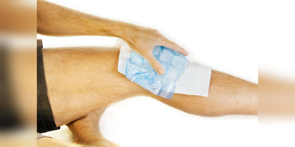 درمان های خانگی درد زانو